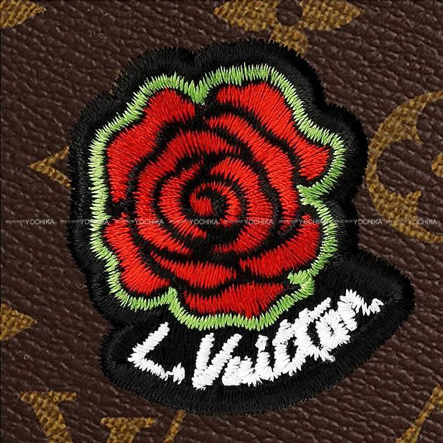 2018 秋冬 限定 LOUIS VUITTON ルイ・ヴィトン 長財布 ポルトフォイユ・サラ パッチ M63318 新品