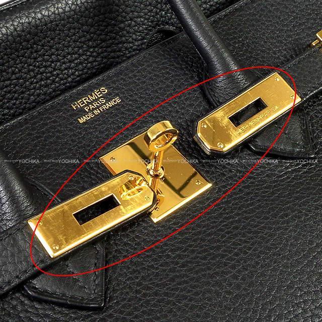 HERMES エルメス ハンドバッグ バーキン35 フォーヴ バレニア シルバー金具 新品同様【中古】