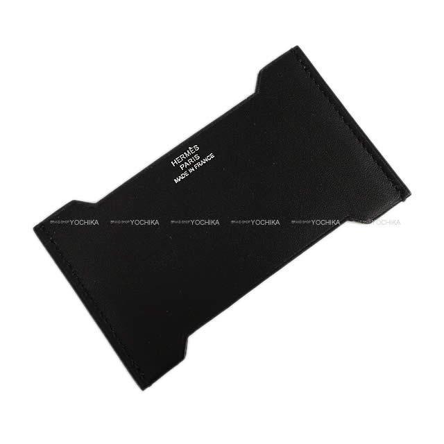 HERMES エルメス カードケース マンハッタン 黒(ブラック) エプソン/ソンブレロ 新品未使用