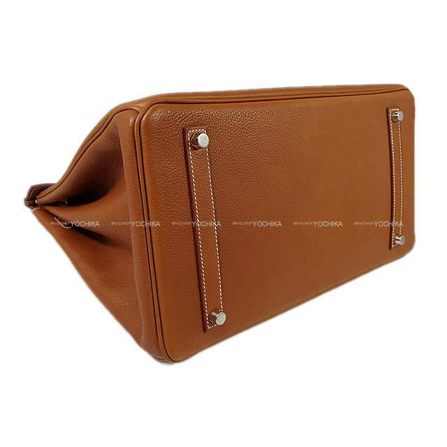 HERMES エルメス ハンドバッグ バーキン35 フォーヴ バレニア シルバー金具 新品未使用