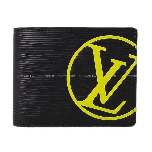 LOUIS VUITTON ルイ・ヴィトン 二つ折り財布 ポルトフォイユ・ミュルティプル M62891 新品