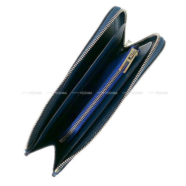 HERMES エルメス ツイスト財布 トラベルケース リミックス ボヤージュ 黒(ブラック)