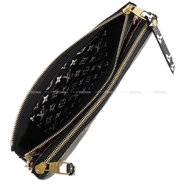 LOUIS VUITTON ルイ・ヴィトン チェーンショルダー  ''ポシェット ドゥ―ブルジップ'' 黒 M67874 新品