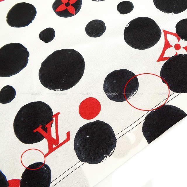LOUIS VUITTON ルイ・ヴィトン レディース ロゴ シフォン Tシャツ #L VCCW06 新品同様【中古】
