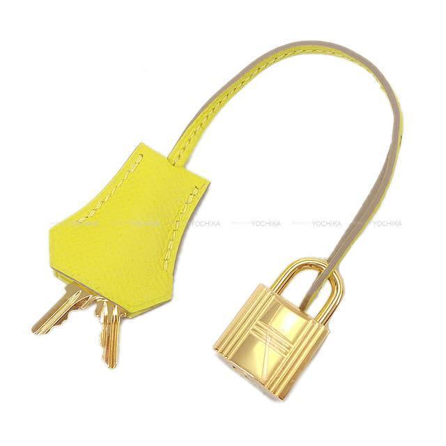 HERMES エルメス ハンドバッグ ケリー25 外縫い  エタン エプソン ゴールド金具 新品