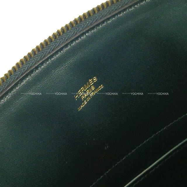 エルメス ショルダーバッグ ボリード27 ヴェールシプレ(サイプレス) エプソン ゴールド金具 新品