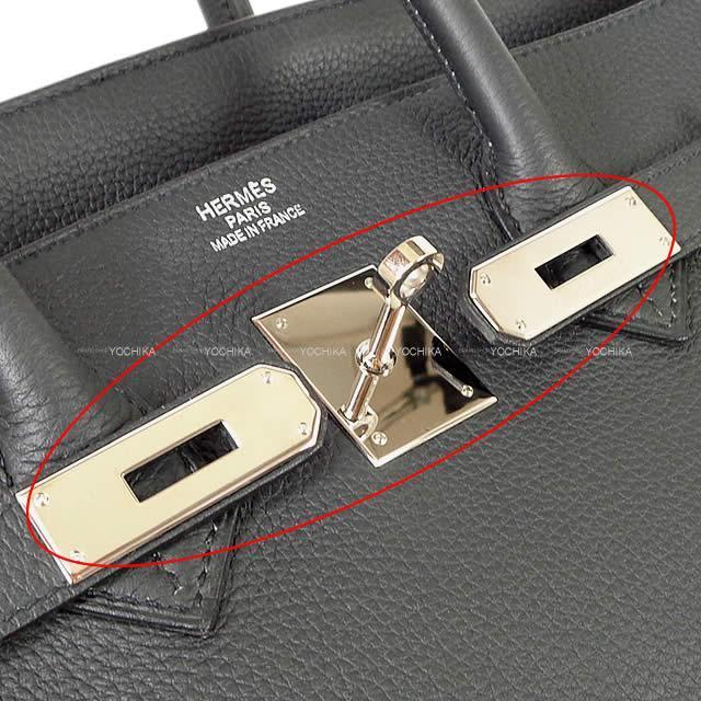 HERMES エルメス ハンドバッグ バーキン35 プロン トゴ シルバー金具 新品未使用