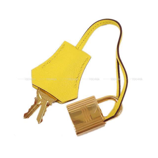 HERMES エルメス ハンドバッグ バーキン25 ジョーヌナプル トリヨンノヴィーヨ ゴールド金具 新品