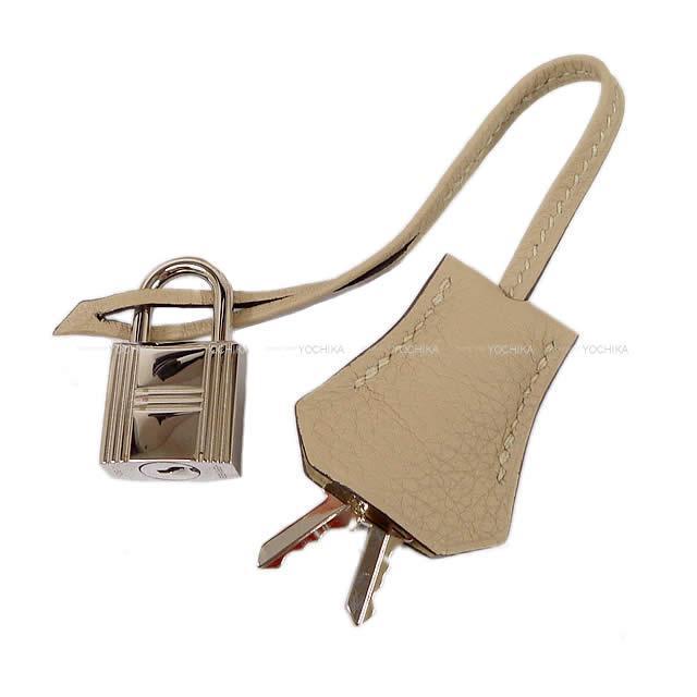 HERMES エルメス ハンドバッグ バーキン25 トレンチ トゴ シルバー金具 新品未使用