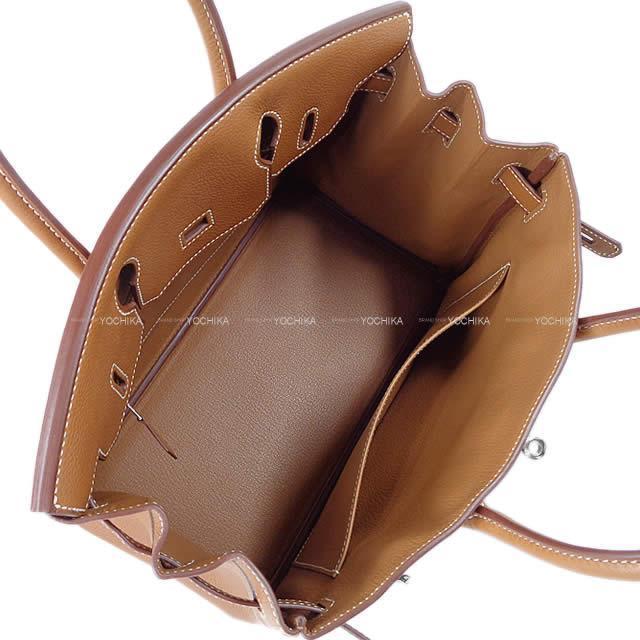 HERMES エルメス ハンドバッグ バーキン30 フォーヴ バレニア シルバー金具 展示新品