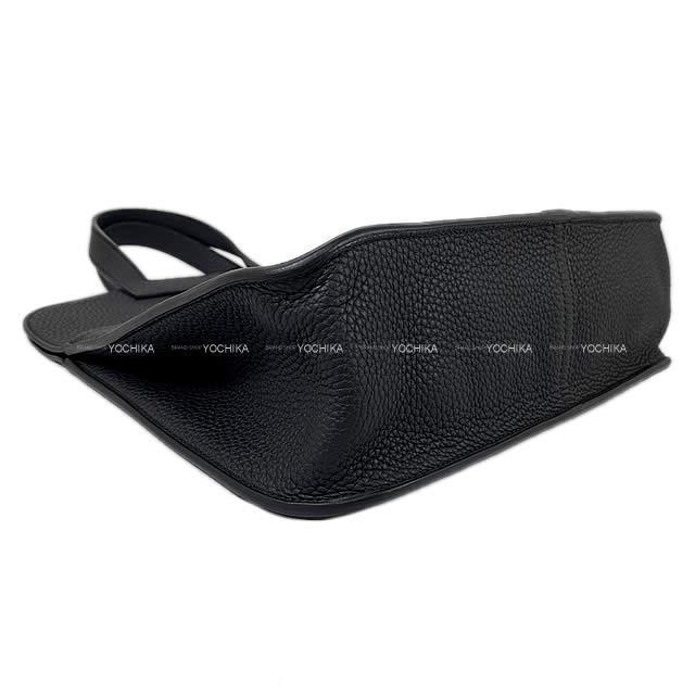 HERMES エルメス 5Way ショルダーバッグ アルザン 31 黒 (ブラック) トリヨン シルバー金具 新品