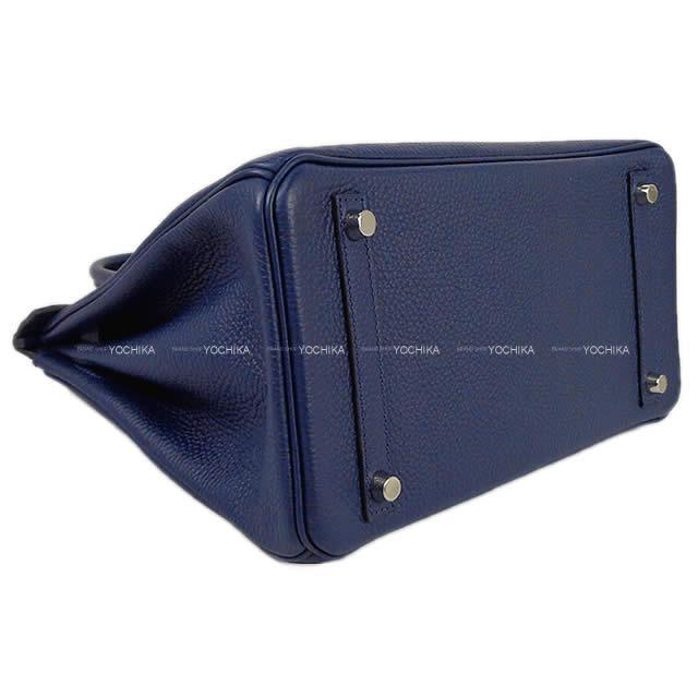 HERMES エルメス ハンドバッグ バーキン30 グリスパール(グリペール/パールグレー)