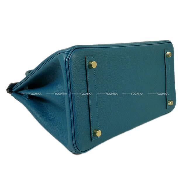 エルメス ハンドバッグ バーキン30 エトープ (エトゥープ) エプソン ゴールド金具 新品