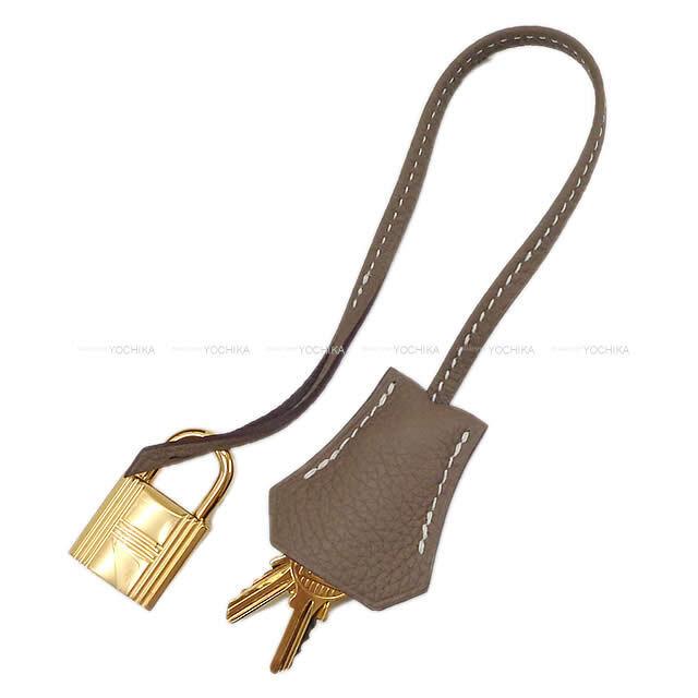HERMES エルメス ハンドバッグ バーキン35 エトープ(エトゥープ) トゴ ゴールド金具 新品
