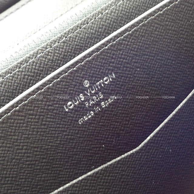 "LOUIS VUITTON ルイ・ヴィトン ""ジッピー XL"" ラウンドファスナー セカンドバッグ 財布 M61698 新品"