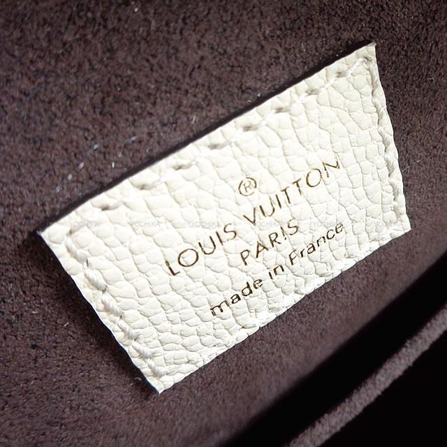 LOUIS VUITTON ルイ・ヴィトン ショルダーバッグ ポワット シャポー スープル アンプラント M45276 新品