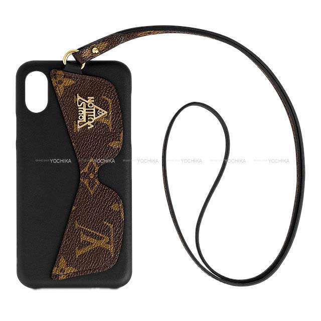 LOUIS VUITTON ルイ・ヴィトン iPhone バンパー X/XS ケース モノグラムキャンバス M68793 新品
