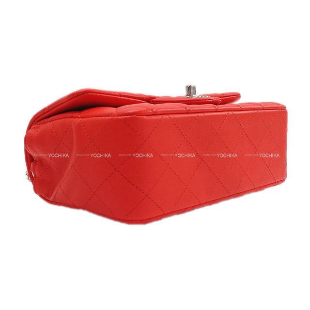 CHANEL シャネル ミニマトラッセ20 チェーン ショルダーバッグ ベビーピンク キャビアスキン A69900 展示新品