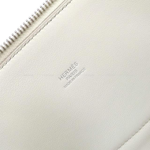 HERMES エルメス ハンドバッグ ボリード35 (37) べトン トリヨン シルバー金具 新品未使用