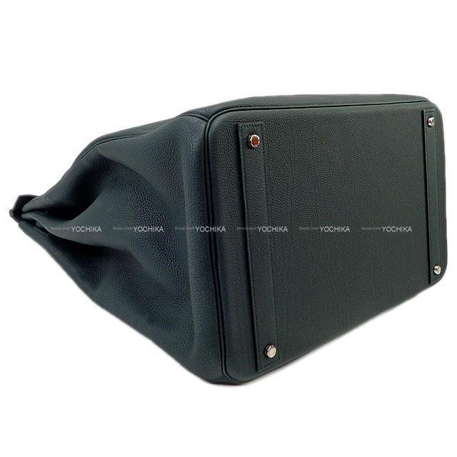 エルメス ハンドバッグ スペシャルオーダー オータクロア 40 エトープ(エトゥープ) トゴ シルバー金具 新品