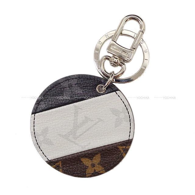 ルイ・ヴィトン ポルトクレ イルストーレ ブラウンXホワイトX黒(ブラック) M64169 新品