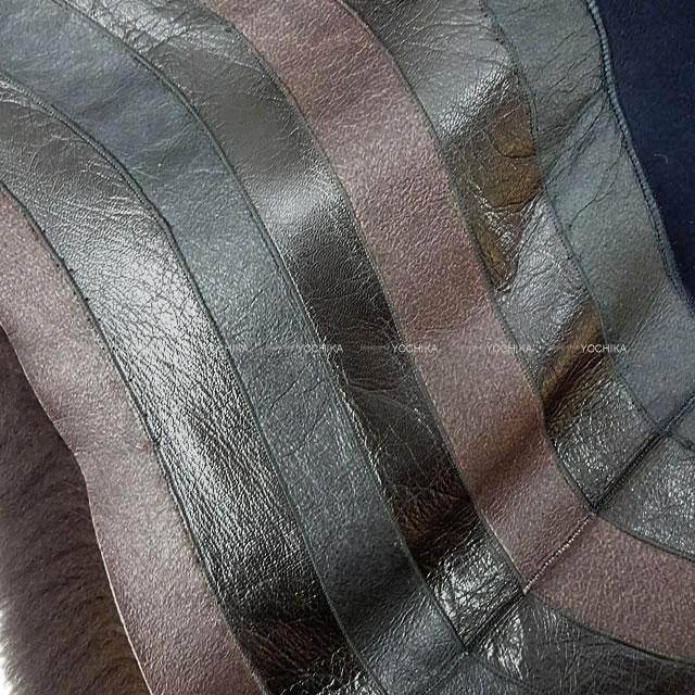 FENDI フェンディ シャーリング ファー フレア ベスト コート #40 FM5132  新品同様【中古】