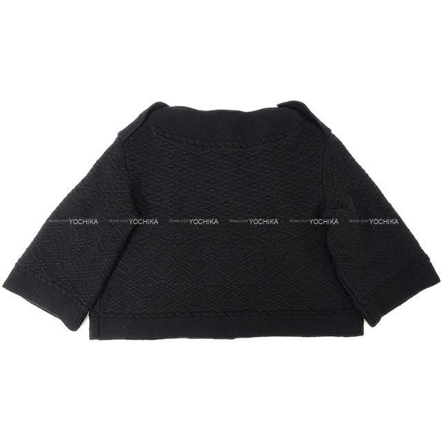 CHANEL シャネル ココボタン ショートジャケット #44 P46754 新品同様【中古】