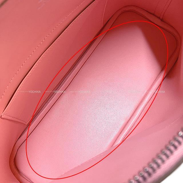エルメス ショルダーバッグ ボリード27 ローズコンフェッティ エプソン シルバー金具 展示新品