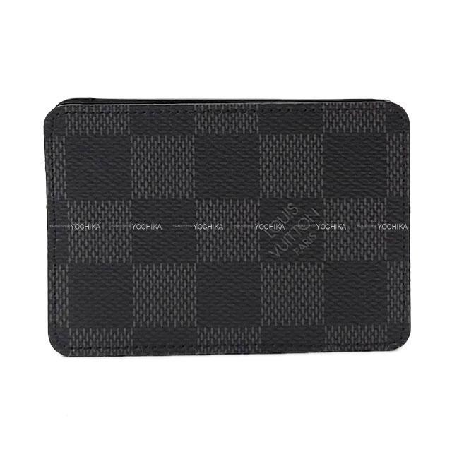 ルイ・ヴィトン コインケース  コインパース ダミエグラフィット シルバー金具 N60367 新品