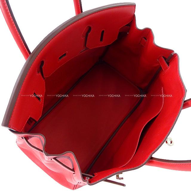HERMES エルメス ハンドバッグ バーキン25 黒(ブラック) クロコダイル アリゲーターマット ゴールド金具 新品
