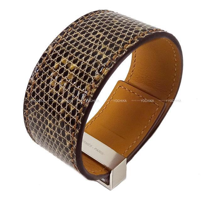 エルメス ブレスレット バングル コリエドシアン24  #T2 ゴールド ヴォーマダム 新品