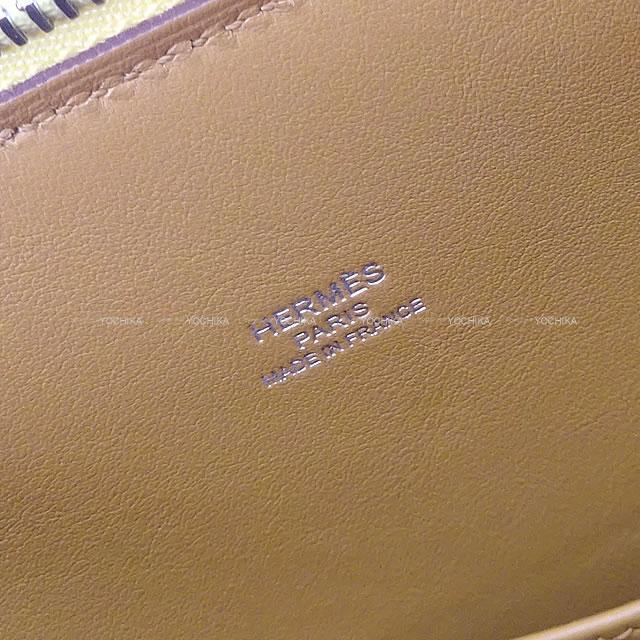 2020年 春夏限定 エルメス ハンドバッグ ボリード1923 レインボー 30 サンライズ ライム/セサミ エプソン 新品
