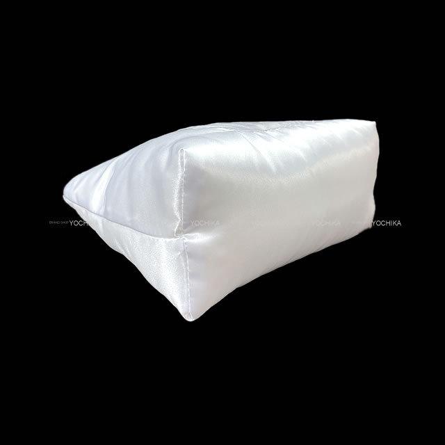 ハンドメイド ケリー25 専用 バッグ ピロー タグ付き まくら クッション オフホワイト 新品