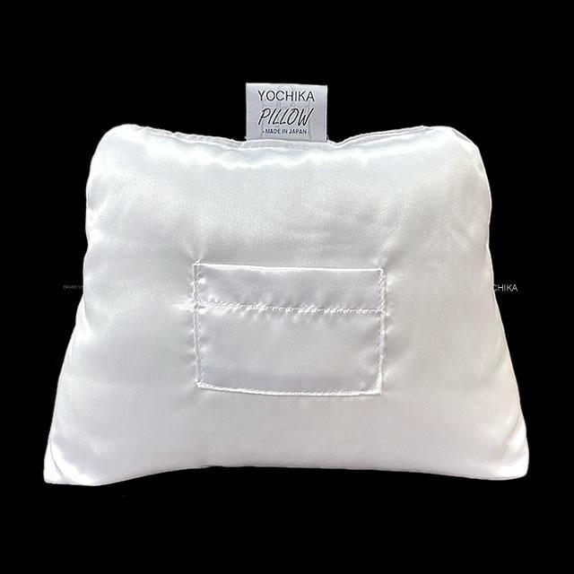 ハンドメイド ケリー28 専用 バッグ ピロー タグ付き まくら クッション オフホワイト 新品