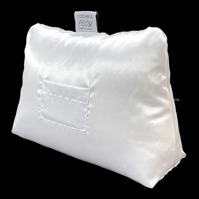 ハンドメイド ケリー32 専用 バッグ ピロー タグ付き まくら クッション オフホワイト 新品