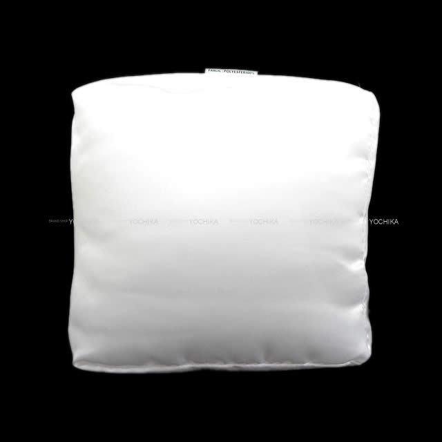 ハンドメイド ピコタン 18 PM ツールボックス 20 専用 バッグ ピロー タグ付き まくら クッション オフホワイト 新品