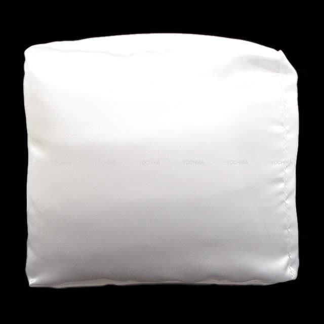ハンドメイド ピコタン 22 MM ツールボックス 26 専用 バッグ ピロー タグ付き まくら クッション オフホワイト 新品