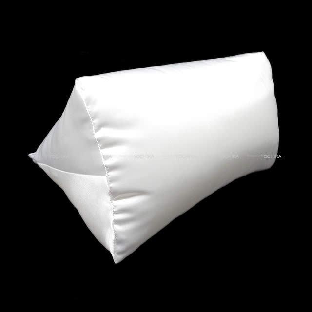 ハンドメイド バーキン30 専用 バッグ ピロー タグ付き まくら クッション オフホワイト 新品