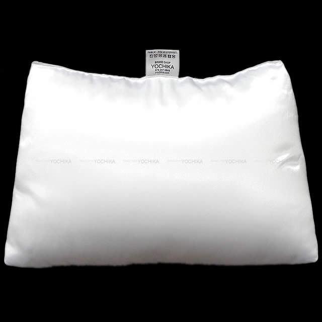 ハンドメイド バーキン40 専用 バッグ ピロー タグ付き まくら クッション オフホワイト 新品