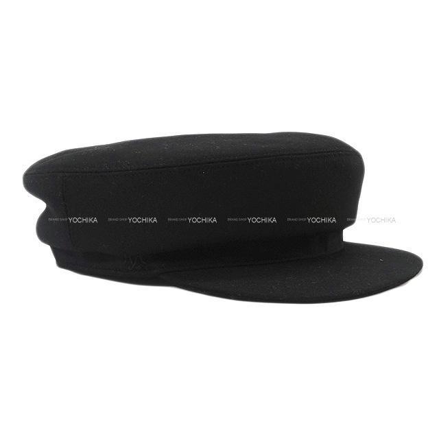 HERMES エルメス レディース セリエボタン ジョッキー キャスケット 帽子 NOMA