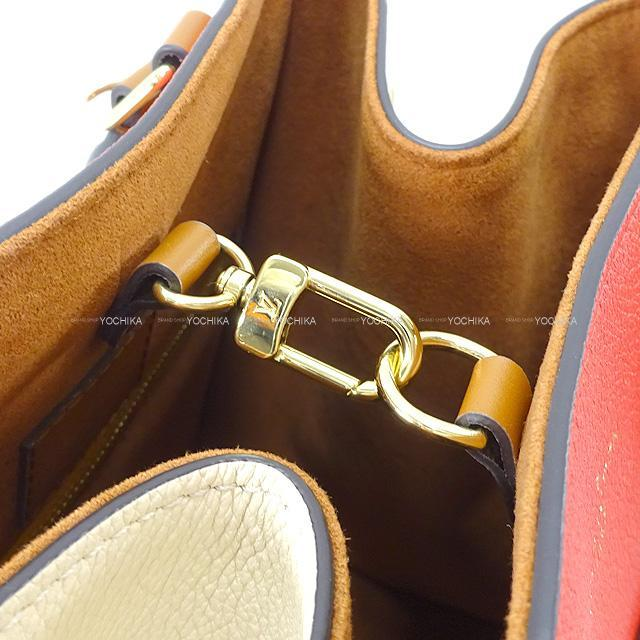 """LOUIS VUITTON ルイ・ヴィトン ショルダーバッグ """"ネオノエ"""" コクリコ レッド モノグラム M44021 新品"""
