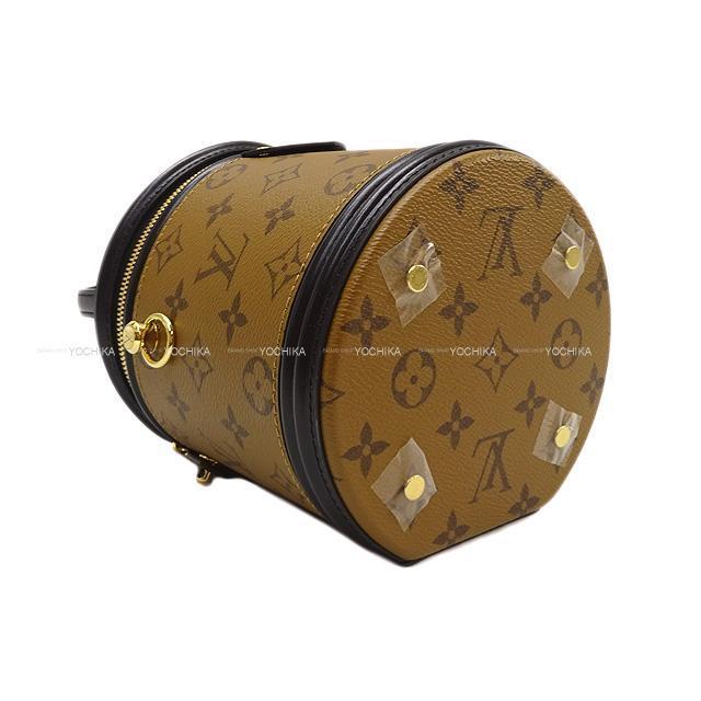 ルイ・ヴィトン ショルダーバッグ カンヌ モノグラムリバース ゴールド金具 M44874 新品