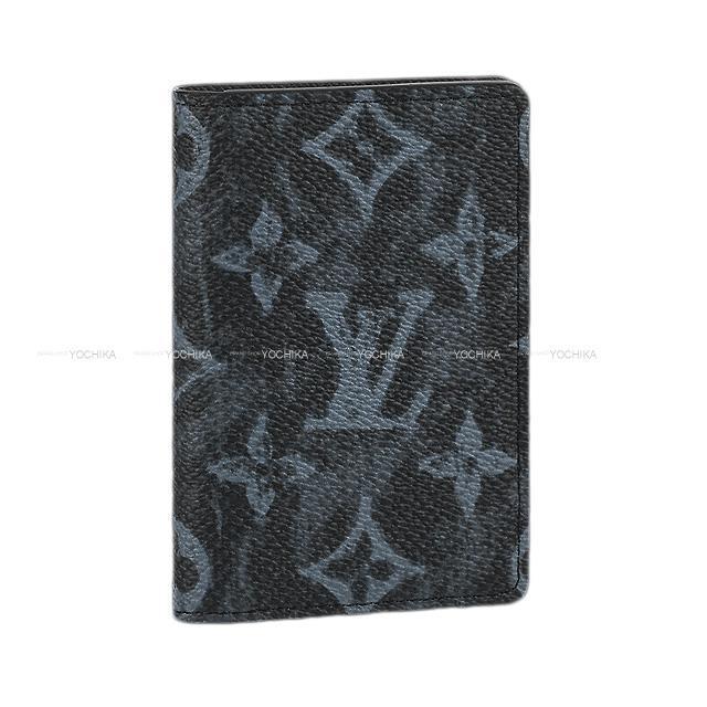 ルイ・ヴィトン オーガナイザー ドゥ ポッシュ カードケース ブラウン M80154 新品