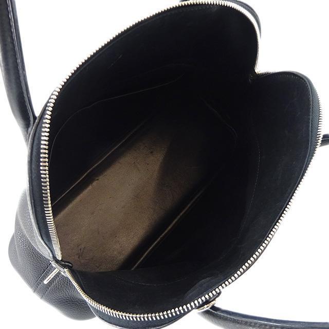 HERMES エルメス ハンドバッグ ボリード31 黒(ブラック) トリ