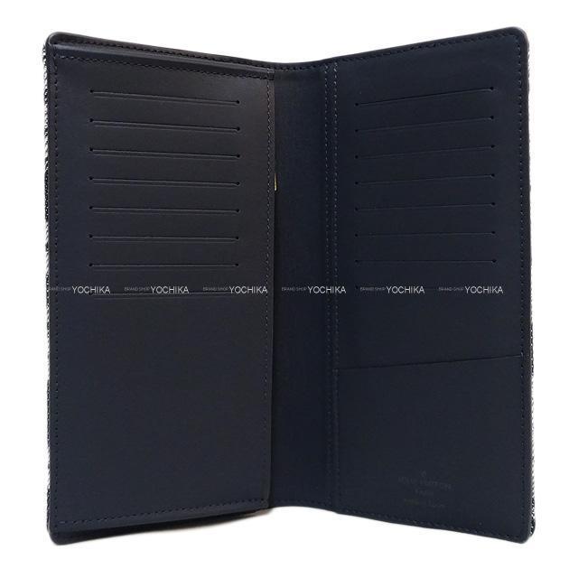 LOUIS VUITTON ルイ・ヴィトン 二つ折 長財布 ポルトフォイユ ブラザ NM シルバー金具 M80032 新品