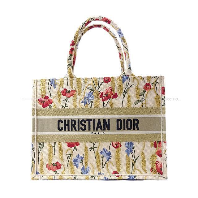 Christian Dior クリスチャン ディオール ハイビスカス ブックトート M12962RTN 新品