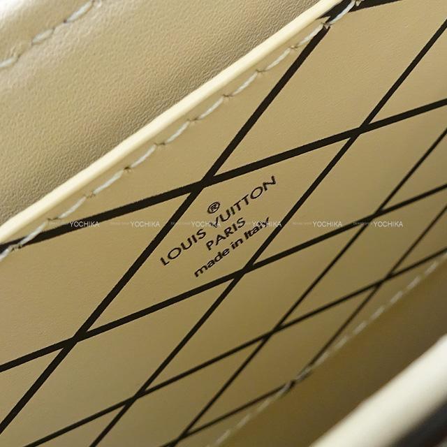LOUIS VUITTON ルイ・ヴィトン ポシェット トランク ヴェルティカル M67873 新品未使用