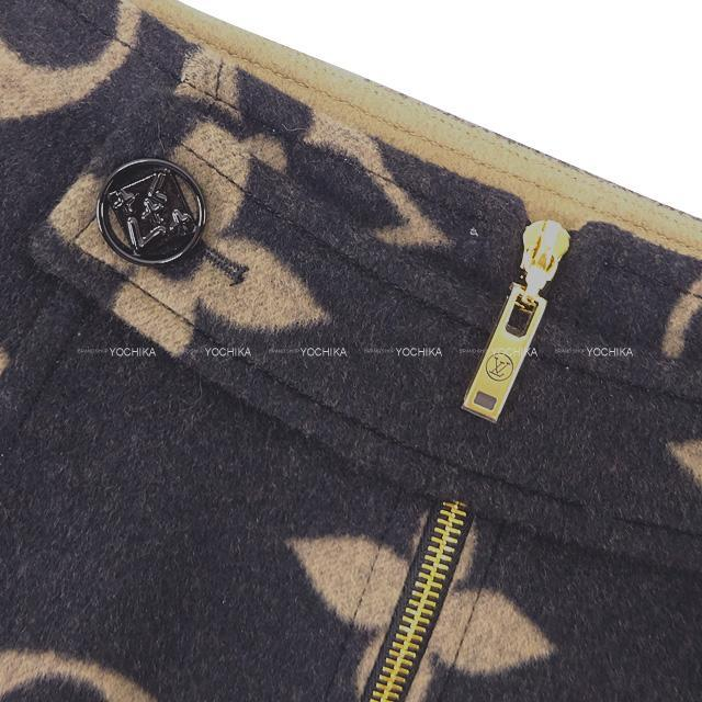 LOUIS VUITTON ルイ・ヴィトン レディース ミニスカート ジャイアントモノグラム #34 1A8LNE 新品未使用