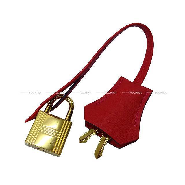 HERMES エルメス ハンドバッグ バーキン25 バーミリオン スイフト ゴールド金具 展示新品