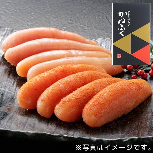 かねふく辛子明太子(1本もの 400g)